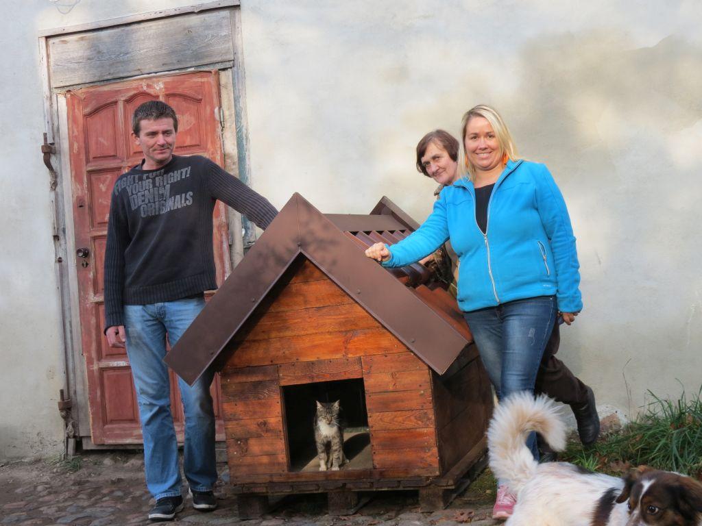 podarowany dom
