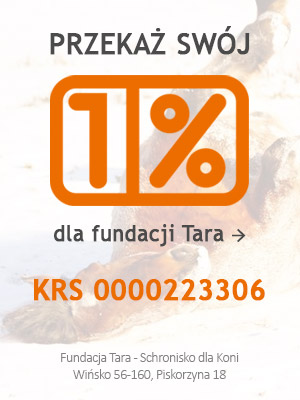 1% dla Fundacji TARA