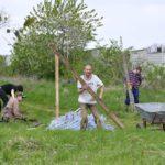 Rozkładanie pastucha