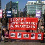 Protest Niemiec