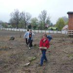 Wolontariusze z Zpr W Brzegu Dolnym