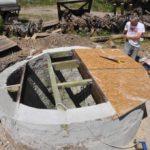 Budowa studni