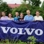 Wolontariat z Volvo