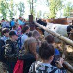 Wizyta z Miękini
