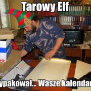 Tarowy elf