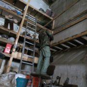 Budowa półki