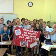 Szkoła w Wińsku
