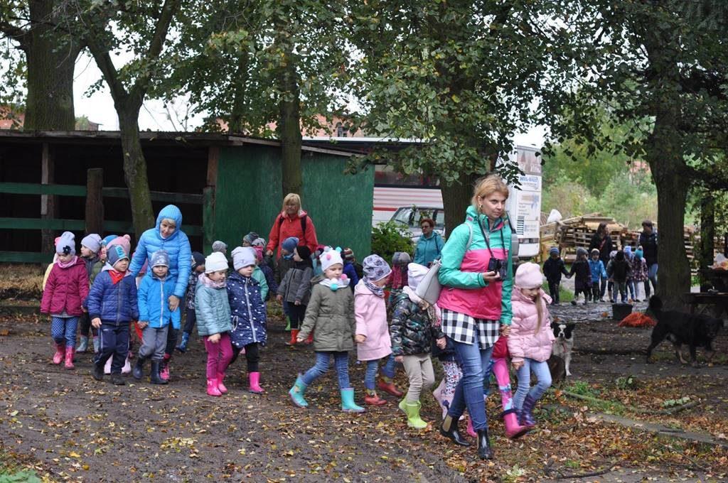 Przedszkolaki w Tarze